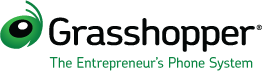Grasshopper Virtual Phone Systems Logo